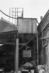 Tank at Caledonia Works, Bonnybridge