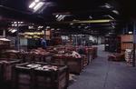 Dispatch crates, Torwood Foundry, Larbert