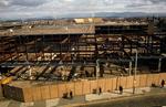 Construction site, Falkirk