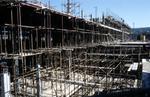 Callendar Shopping Centre construction site, Falkirk