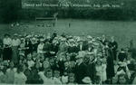 """""""Denny And Dunipace Peace Celebrations, Aug. 30th, 1919."""""""
