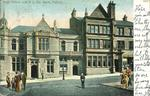 The Post Office and British Linen Bank, Falkirk.