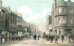 High Street, looking West, Falkirk.
