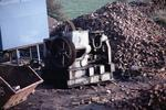 Moulding machine, Avonbridge Brickworks
