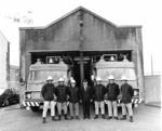 Final photo of Bo'ness Retained Fire Brigade