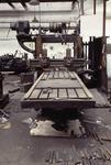 Planing machine at Falkirk Iron Works