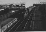 """57360 leaving Grangemouth on 8.25am to Larbert  August 1956"""