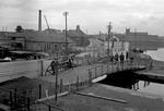 """Bridge Street South. Old Bascule Bridge, Grangemouth"