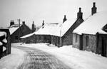 Old Polmont in the snow