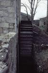 Auchincloch Mill.  Mill wheel