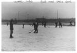 Skaters and Ice Hockey Players