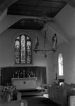 Easter decorations, St Mary's, Grangemouth