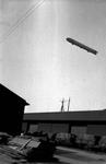 Airship over Leith