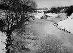 """River Avon from Jinkabout Bridge"""