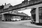 Falkirk Bus Station entrance