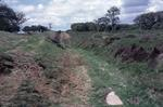 Antonine Wall and fosse at Roughcastle Fort, Bonnybridge