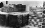 Paper stacks, Carrongrove Mill, Denny