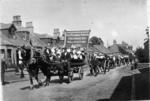 Wallacestone School float in Old Polmont Parish Children's Day