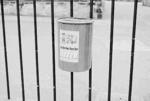 Anti-litter campaign