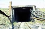 Mine shaft entrance, Oakerdykes Pit