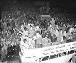 Falkirk Football Club celebrations