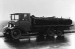Chevrolet lorry in livery of James Jones & Sons, Timber Merchants, Larbert.
