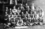 Thomson & Balfour workers, Links Sawmill, Bo'ness