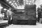 Moulding boxes, Duncarron Iron Works