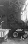 Steam hammer, Grangemouth Dockyard Company.