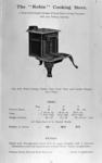 """""""Robin"""" Cooking Stove"""