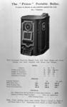 "The ""Prince"" Portable Boiler No 1 Pattern"
