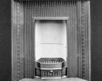 Fireplace, Iron, James Gray and Sons