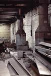 Disused moulding shop, Glynwed Ltd, Larbert