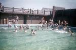 Grangemouth open-air swimming pool