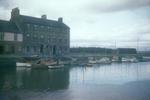Grangemouth old harbour