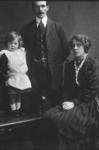 Portrait of an Edwardian family