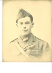 James Fitz Morris in Royal Flying Corps uniform