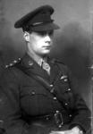 Captain James Fitz Morris in Royal Flying Corps uniform