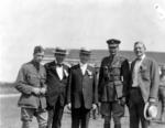 Capt James Fitz Morris, Brigadier General Charles F Lee and others