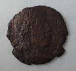 coin; fourth brass