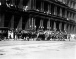 Funeral Carriage  of Capt James Fitz Morris, Cincinnati, USA