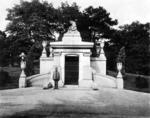 Groesbeck Mausoleum, Spring Grove Cemetery, Cincinnati, USA