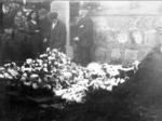 Grave of Capt James Fitz Morris at Polmont Churchyard