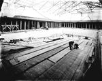 """""""Views of Falkirk Baths (the tiles being laid)"""""""