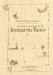 Programme for Sinbad The Tailor
