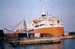 """Alk"" in Grangemouth Docks"