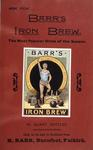 Advertisement for Barr's Iron Brew