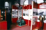 Grangemouth Museum display
