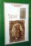 """Panel from """"Story of Callendar House"""" exhibition"""