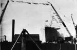 "Tanker ""British Colonel"" at shipbreaking yard"